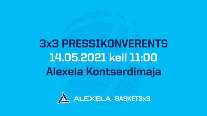 3x3 koondiste pressikonverents 2021