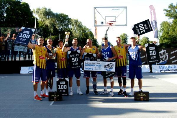 3x3 Tallinn Open 2020