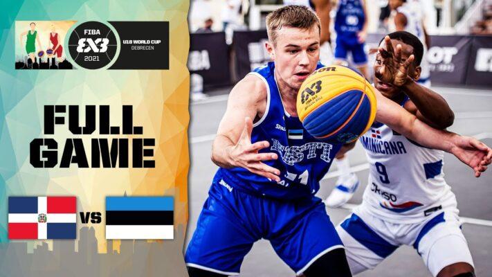 eesti 3x3 korvpall 2021