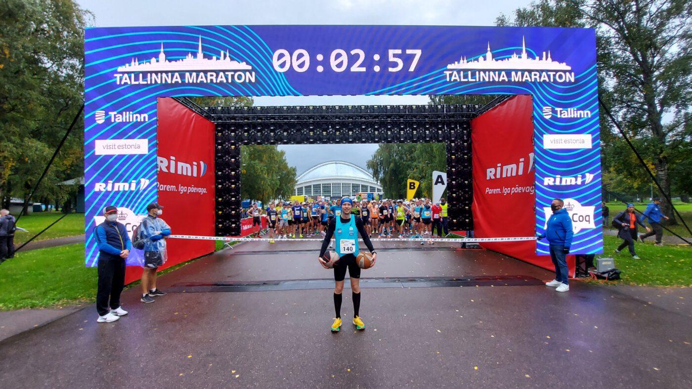 Marti Medar Tallinna Maraton Guinnessi Rekord 2021 - 13