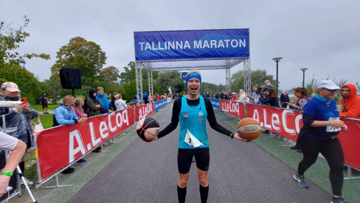 Marti Medar Tallinna Maraton Guinnessi Rekord 2021