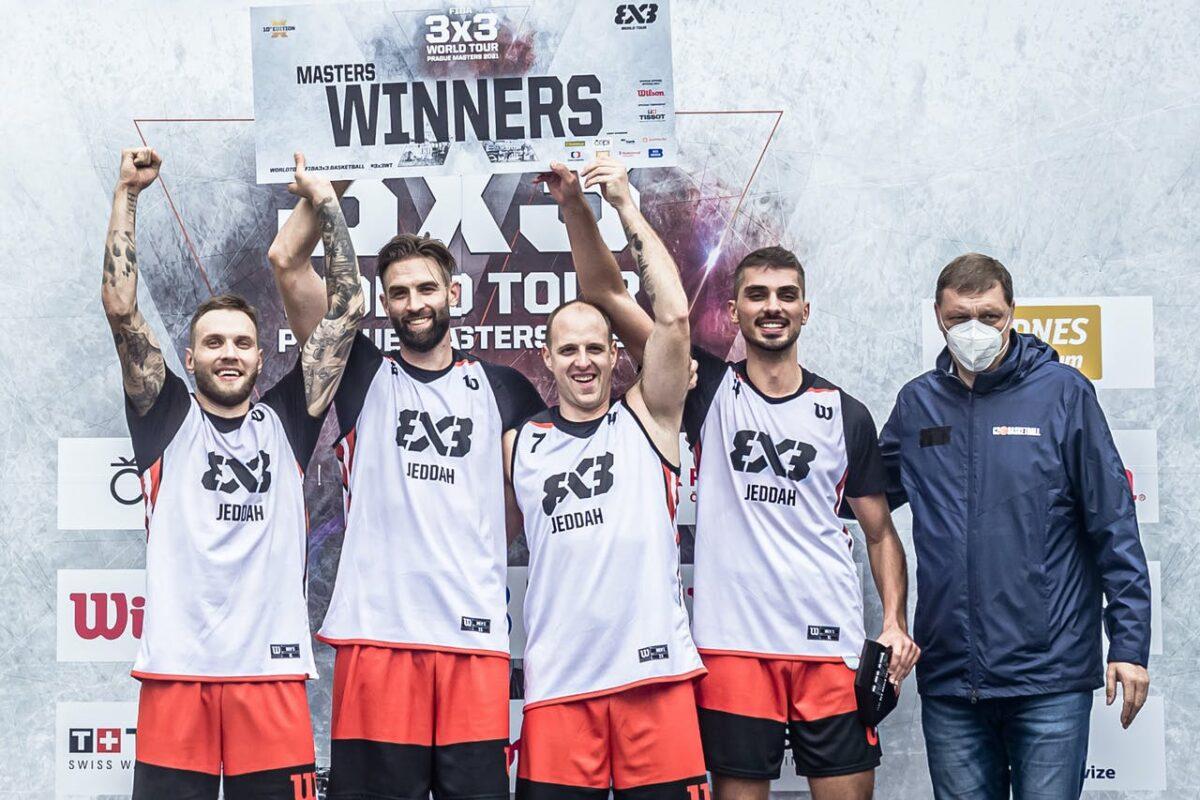 Prague 3x3 võitjad 2021